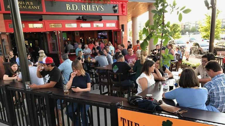 B.D. Riley's new Aldrich Street location is open