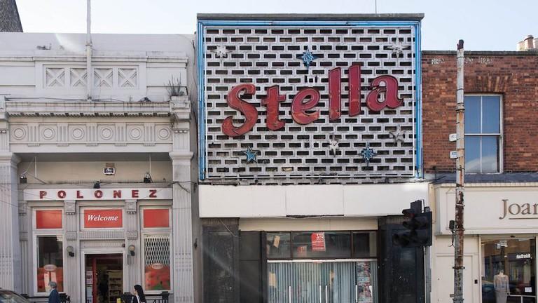 The Stella, prior to refurbishment
