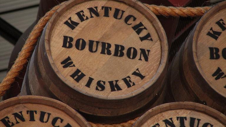 Kentucky Buorbon Barrels