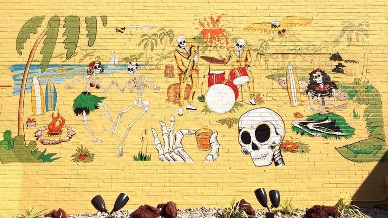 The Wall at El Camino
