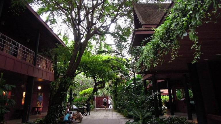 Jim Thompson's House and Museum, Soi Kasemsan 2, Rama 1 Road, Pathumwan, Bangkok
