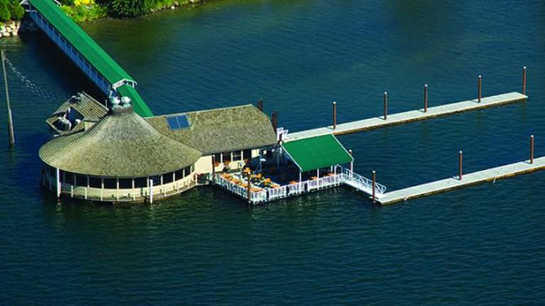 Cedars Floating Restaurant, Coeur d'Alene