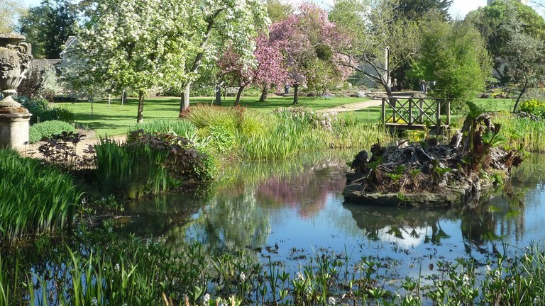 The Most Beautiful Parks And Gardens In Oxford