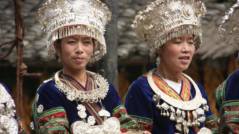 Miao Minority Women