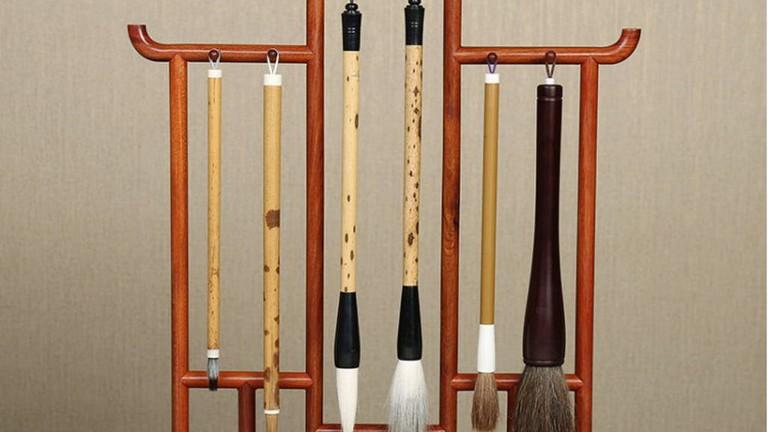 Ming Dynasty Sandalwood Brushes