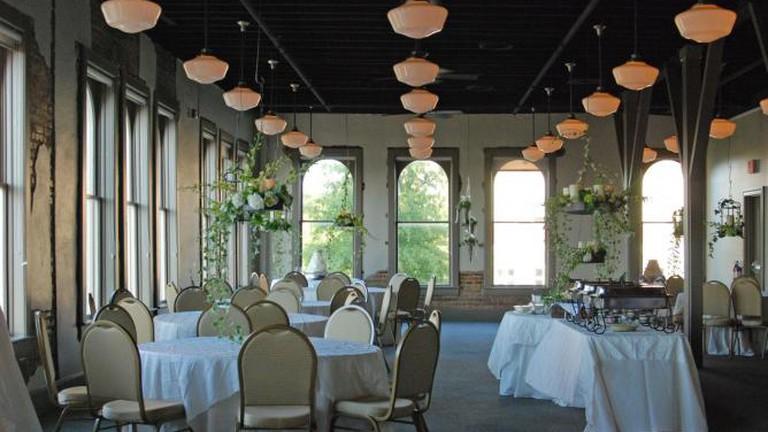 Interior of The Cypress Inn