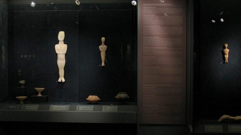 Cycladic Art Museum, Athens