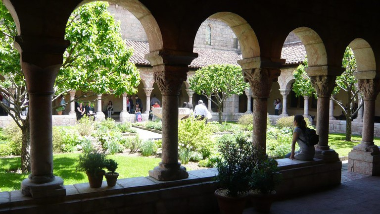 Bonnefort Cloister