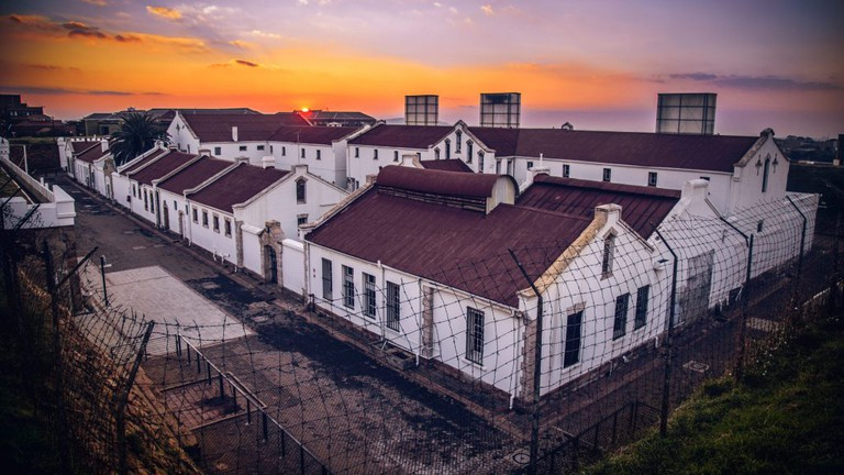 Experience Constitution Hill – the Old Fort, the Women's Jail, Number Four and the Constitutional Court – by booking a tour