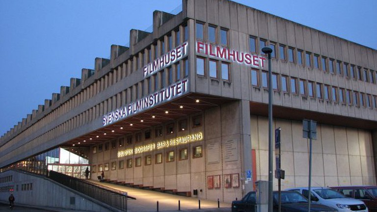 The home of the Swedish Film Institute