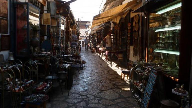 Old Town of Sarajevo
