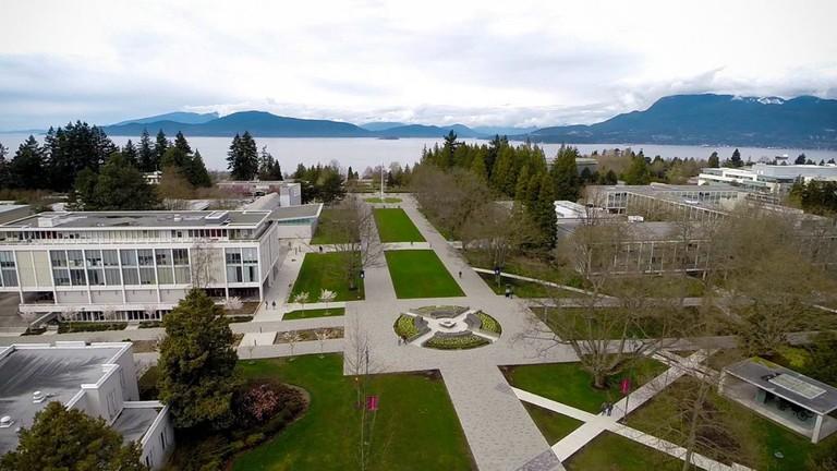 UBC views