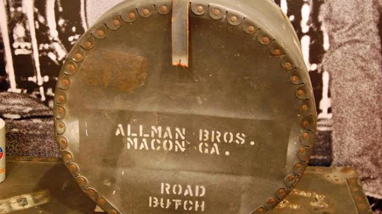 Macon proudly claims music legends, The Allman Brothers