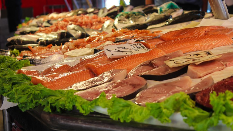 Delicious fresh fish awaits in Nantes