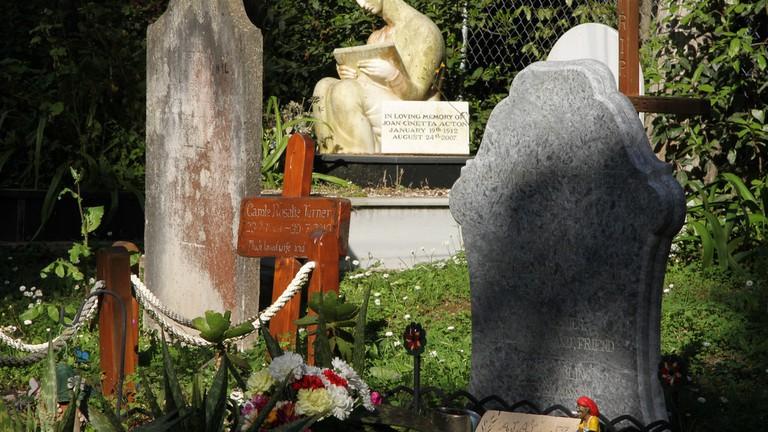 The British Cemetery, Corfu Town