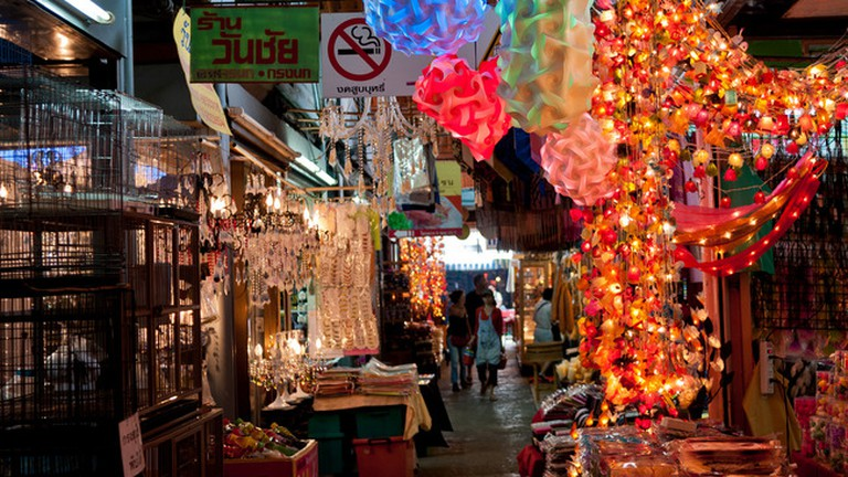 Chatuchak - you name it, they have it