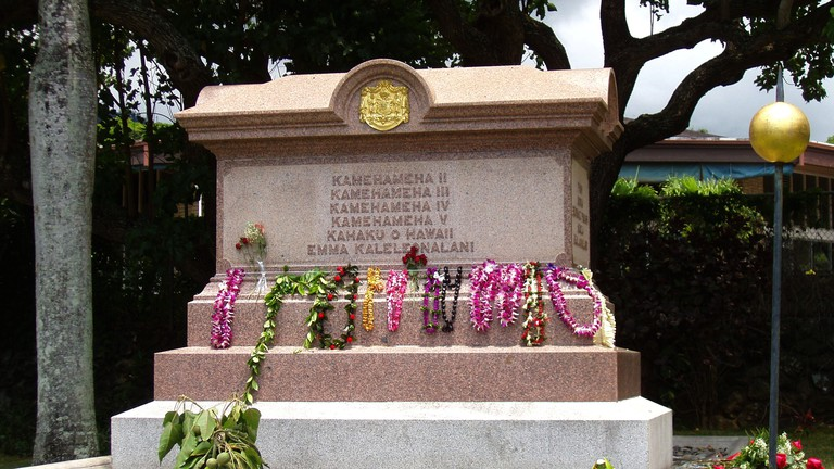 Royal Mausoleum of Hawaii