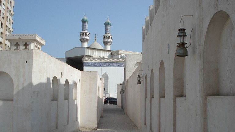 A glimpse into traditional Sharjah