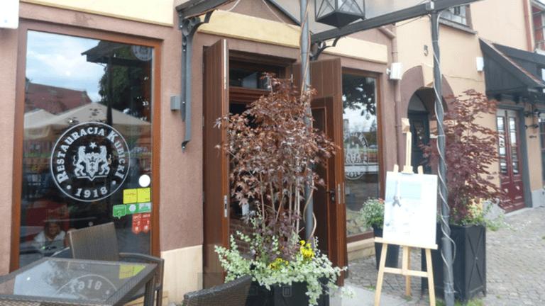Restauracja Kubicki, Gdańsk