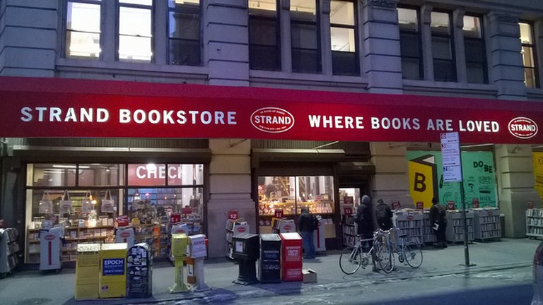 Strand Bookstore, New York