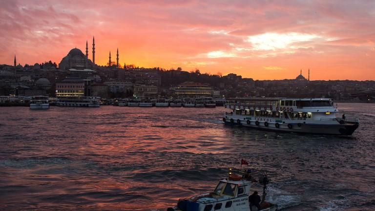 The countdown begins in Istanbul!
