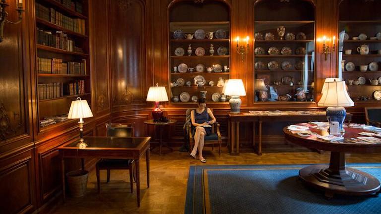The New York Society Library