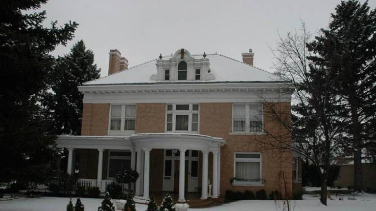 The Thomas R. Cutler Mansion