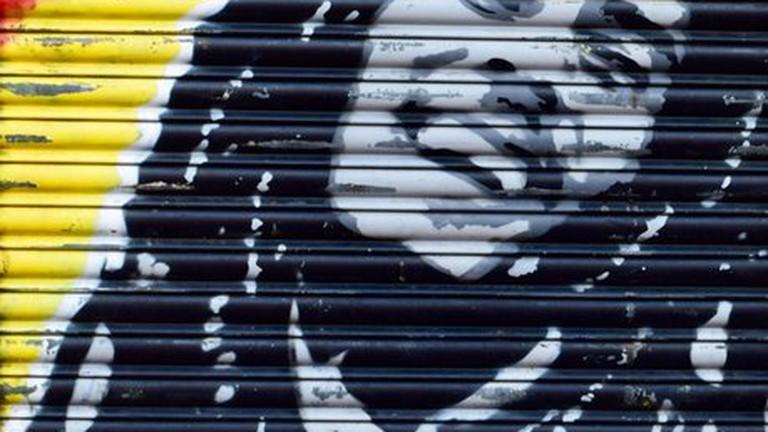 Bob Marley's image