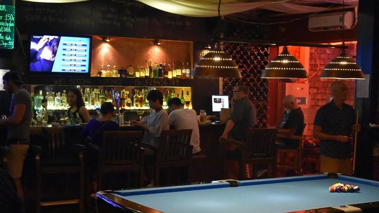 Buddha Bar in Thao Dien