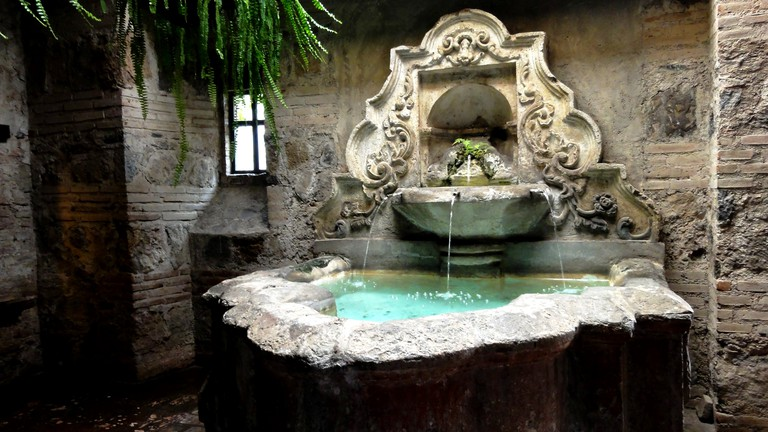 Casa Santo Domingo, Antigua Guatemala