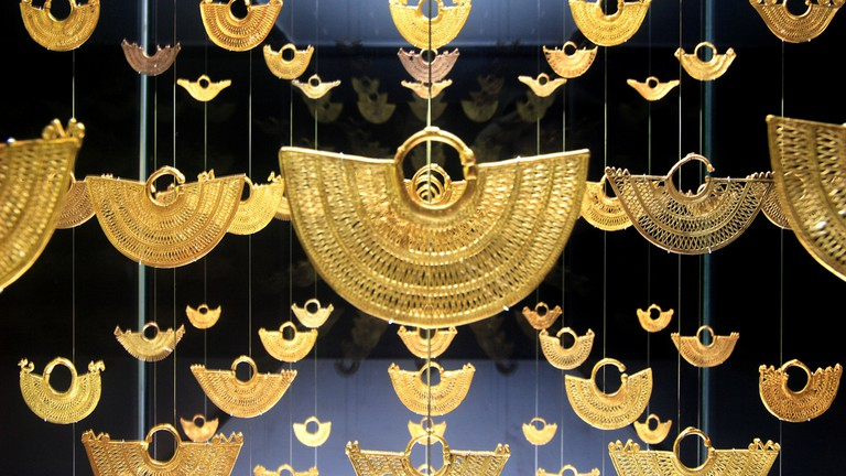 The Gold Museum in Cartagena