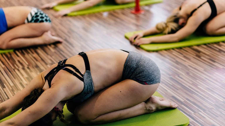 Marbella's yoga studios offers classes to suit every level of ability