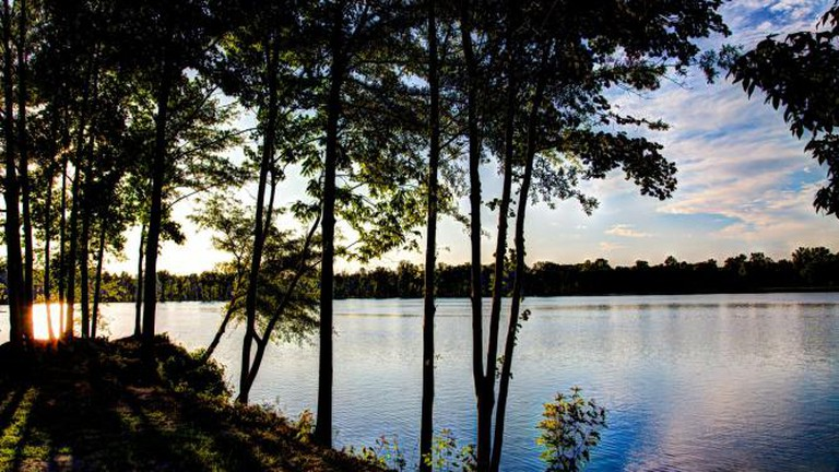 Rankin Lake, Gastonia