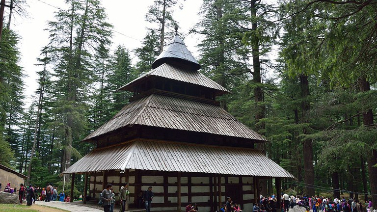 Hadimba Mandir, Himachal Pradesh