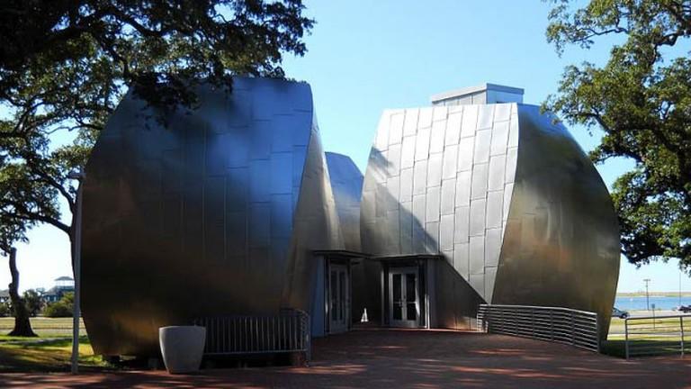 Ohr-O'Keefe Museum of Art, Pod Pavilion