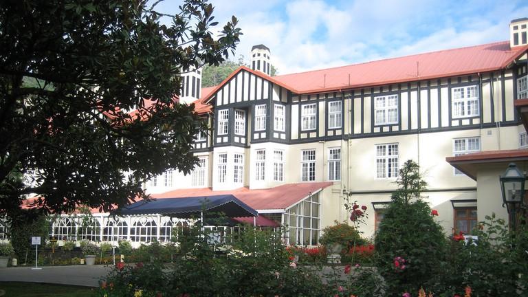 The Grand Hotel, Nuwara Eliya, Sri Lanka