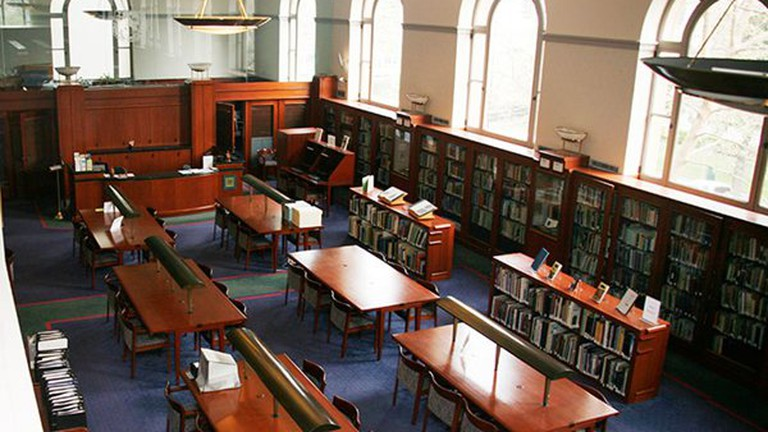 McKinley Library, Sacramento