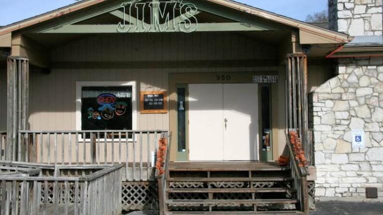 Jim's Seafood Exterior