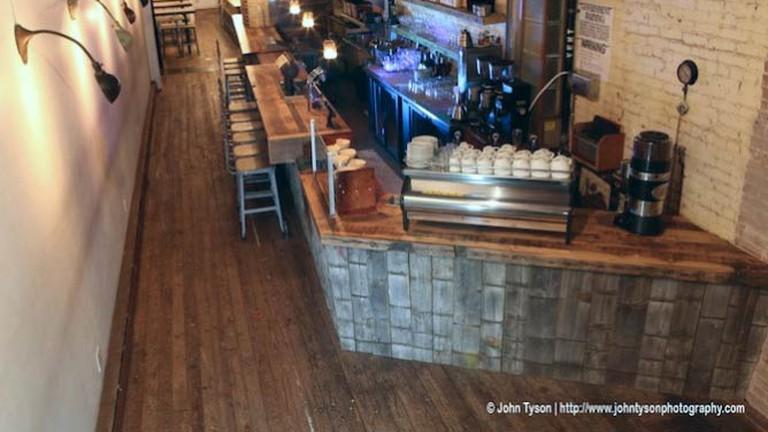 Sweetleaf Coffee Roasters, Jackson Avenue