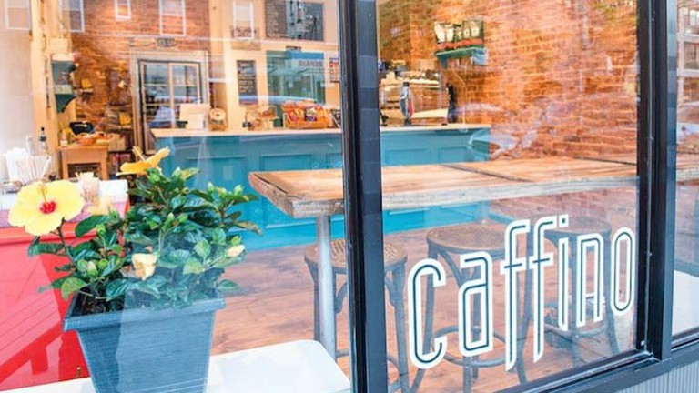 Cafe Boulis, New York