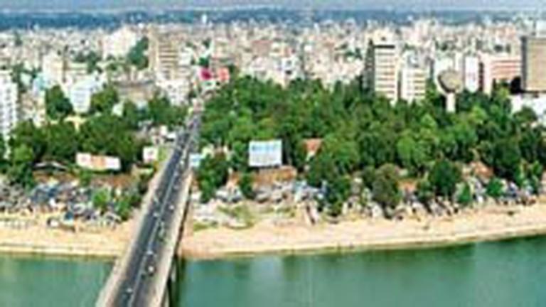 Ahmedabad Panorama