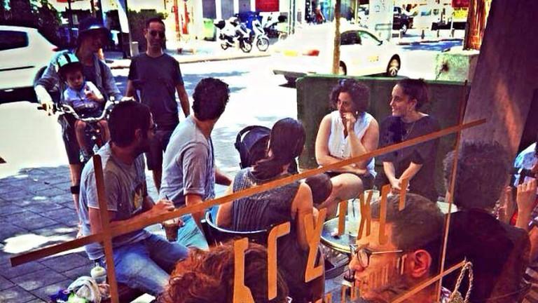 EatMeat, Tel Aviv