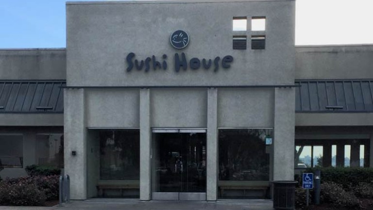 Sushi House, as they prepare for the lunch rush