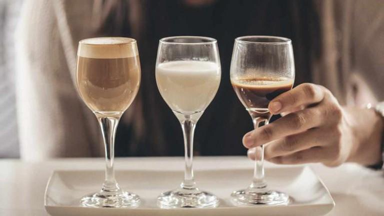 Slate's deconstructed espresso
