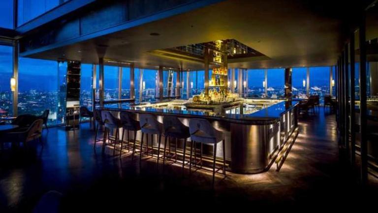Atrium Bar at Aqua Shard
