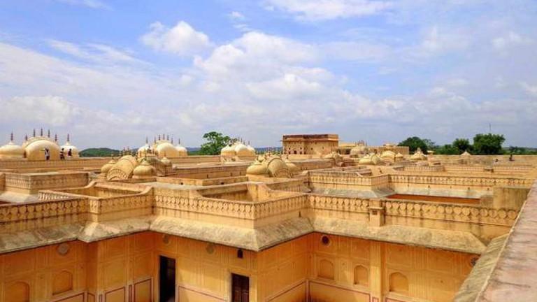 Naharagah Fort