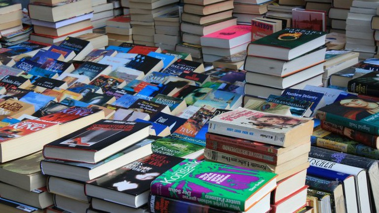A Vast Selection of Books