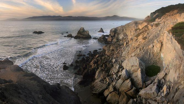 View from Lands End