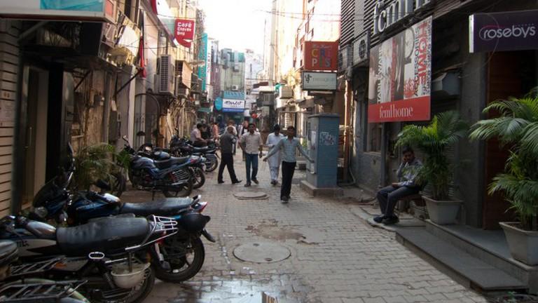Khan Market, New Dehli