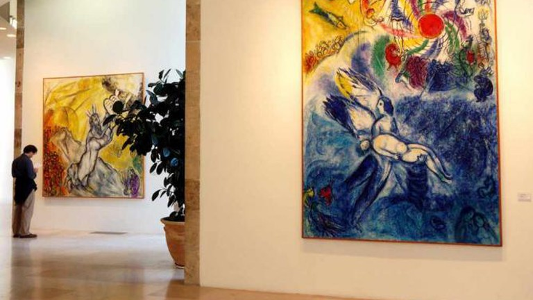 Musée National Marc Chagall